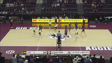 WVB: LSU vs Texas A&M 10/17/2020