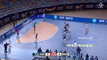 Handball: Argentina vs Bahrain 1/17/2021