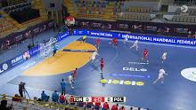 Handball: Tunisia vs Poland 1/15/2021