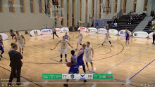 ESTLAT: Rakvere vs Tallinna Kalev-TLU…