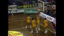 ESP: Barcelona vs Aris 3/12/1987