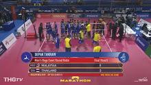 2019 SEA Games: Malaysia vs Thailand (M…
