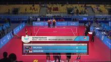 2015 SEA Games : Malaysia vs Singapore…
