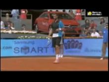 Madrid 2013: Nadal vs Paire