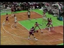 NBA: Chicago at Boston 4/17/1986<br>