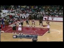 NBA: Portland at Chicago 6/3/1992