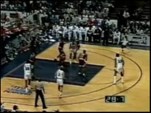 NBA: Chicago at Cleveland 5/29/1992