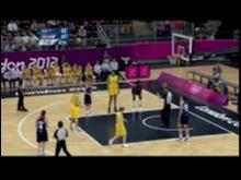 2012 London D01: Australia vs Great…