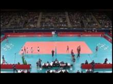 2012 London D01 - Volleyball W - ALG - JPN