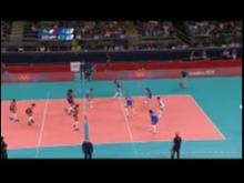 2012 London D01: Italy vs Dominican…