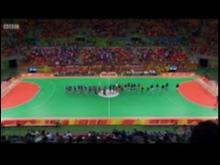 2016 Rio D15: France vs Russia (W Final)