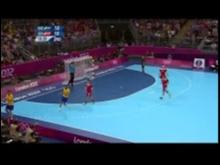 2012 London D12: Sweden vs Denmark (M…
