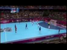2012 London D12: Croatia vs Tunisia (M…