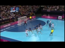 2012 London D11: France vs Montenegro (W…