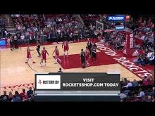 NBA: Portland at Houston 1/10/2018