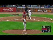 MLB · Philadelphia vs Atlanta · 3/29/18