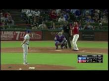 MLB: L.A. Dodgers at Texas 8/28/2018
