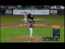 MLB: Pittsburgh at Milwaukee 9/15/2018