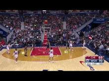 NBA: Chicago at Washington 12/28/2018