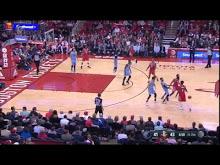 NBA · Houston vs Memphis · 1/14/19 <br>
