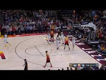 NBA: Denver at Utah 4/9/2019