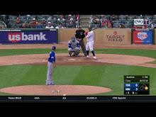 MLB: Toronto at Minnesota 4/18/2019<br>