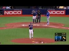 MLB: Kansas City vs Tampa Bay 4/24/2019