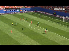 FIFA Women's WC: Netherlands vs Cameroon…