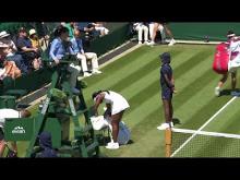 Wimbledon: Sloane Stephens vs Yafan Wang…