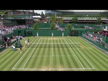 Wimbledon: Mertens vs Strycova 7/8/2019