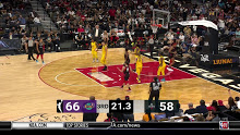 WNBA: Los Angeles vs Las Vegas 8/31/2019