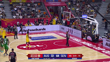 FIBA World Cup: Senegal vs Australia 9/2/2019