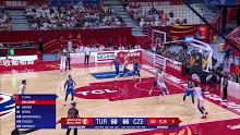FIBA World Cup: Czech Republic vs Turkey…