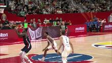 FIBA WC: France vs Dominican Republic…
