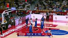 FIBA WC: Italy vs Puerto Rico 9/7/2019<br>