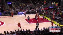 NBA: Washington vs Atlanta 1/26/2020