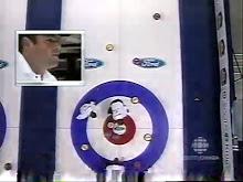 Curling: Men's WC 4/3/2005