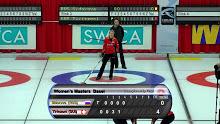 Curling: Women's Masters 10/11/2015