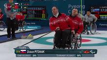 Curling: Paralympics 3/14/2018