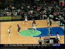 WNBA: Washington at New York 7/8/2004