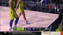 WNBA: Dallas at Phoenix 8/16/2020