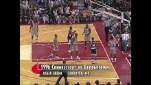 MBB: Connecticut vs Georgetown…