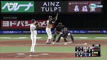 NPB: Nippon-Ham vs Seibu 9/24/2020