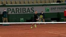 French Open · Daniil Medvedev vs Martin…