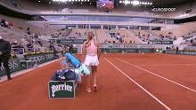 French Open: Kenin vs Kvitova 10/8/2020