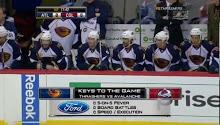 NHL: Atlanta vs Colorado 11/30/2010