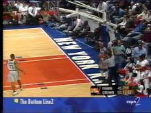 MBB: Georgetown vs Miami 3/7/1996
