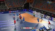 Handball: Slovenia vs South Korea…