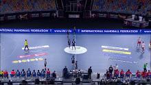 Handball: Japan vs Denmark 1/23/2021