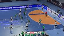 Handball: Algeria vs Switzerland…
